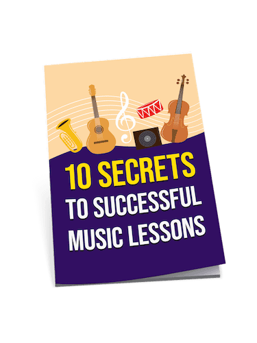 10 Secrets to successful music lessons