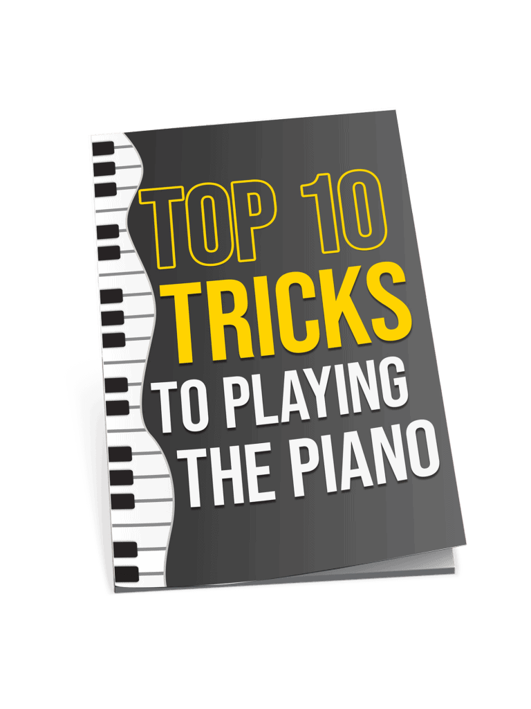 Top 10 Tricks to Playing The Piano
