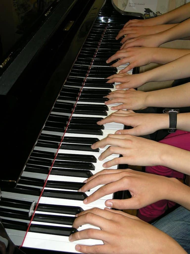 Piano Group Lessons