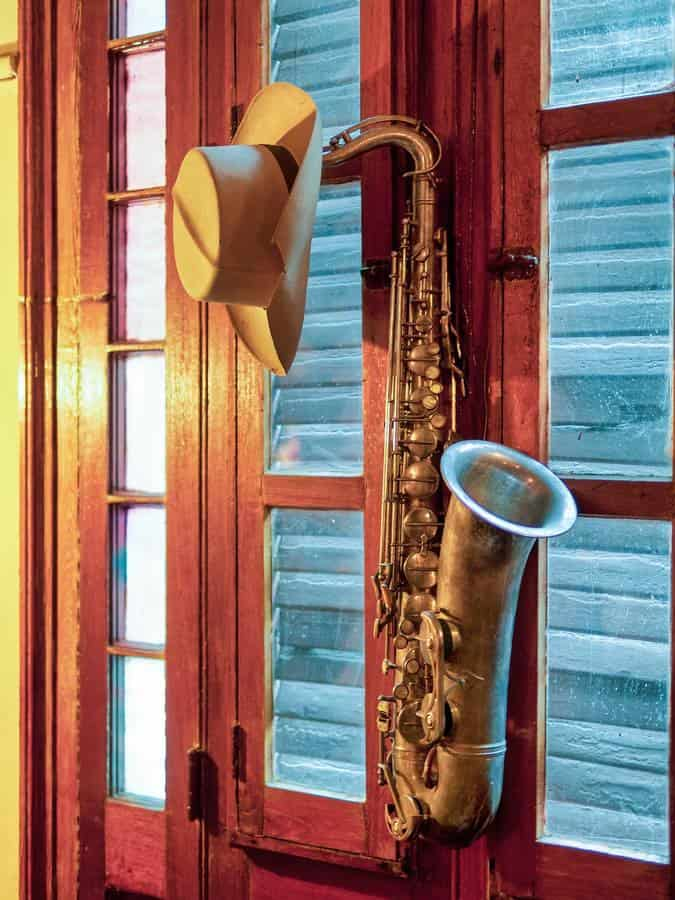 Saxophone Facts