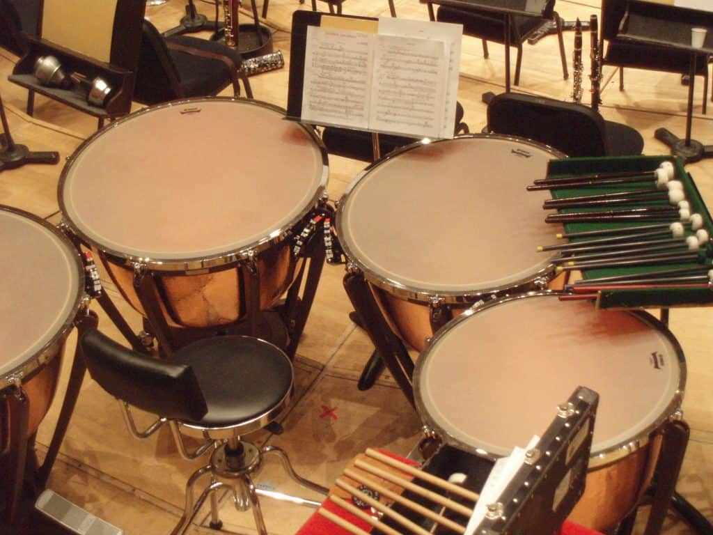 How to choose a percussion instrument