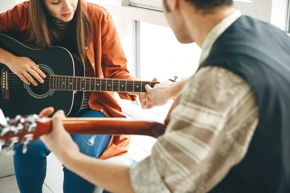 Classical Guitar Learning Methods