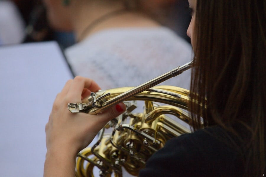 French Horn Practice