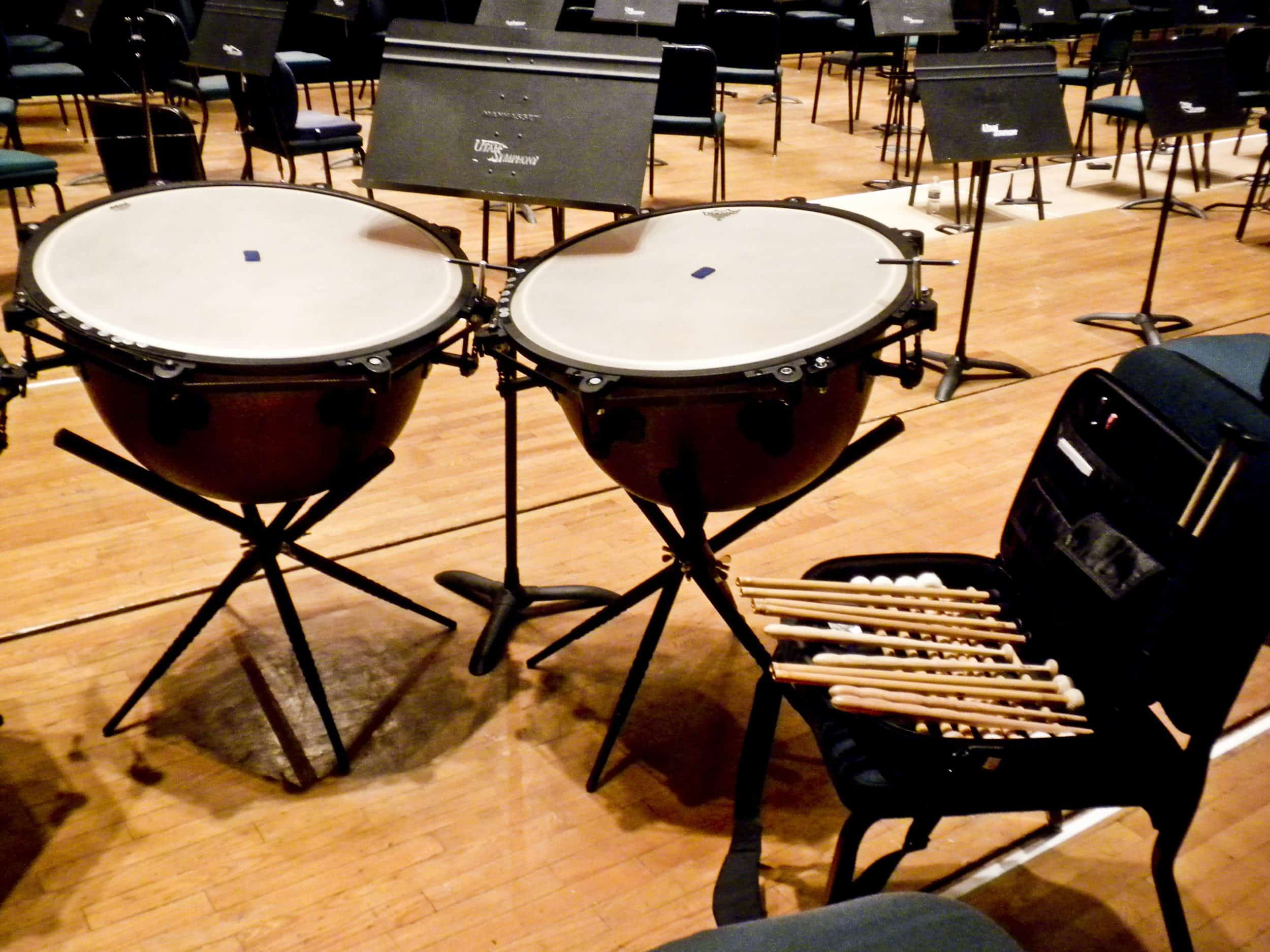 How to play a percussion instrument