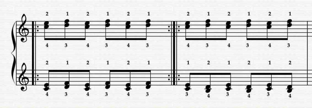 How to play the harp 4