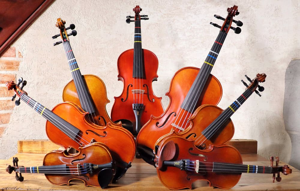 What size violin do I need