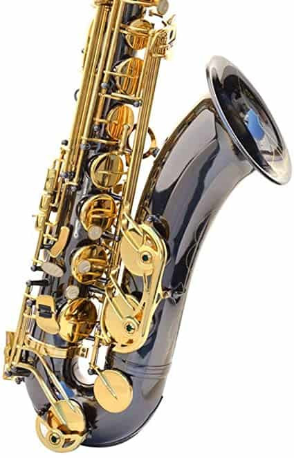Saxophone material and finishes