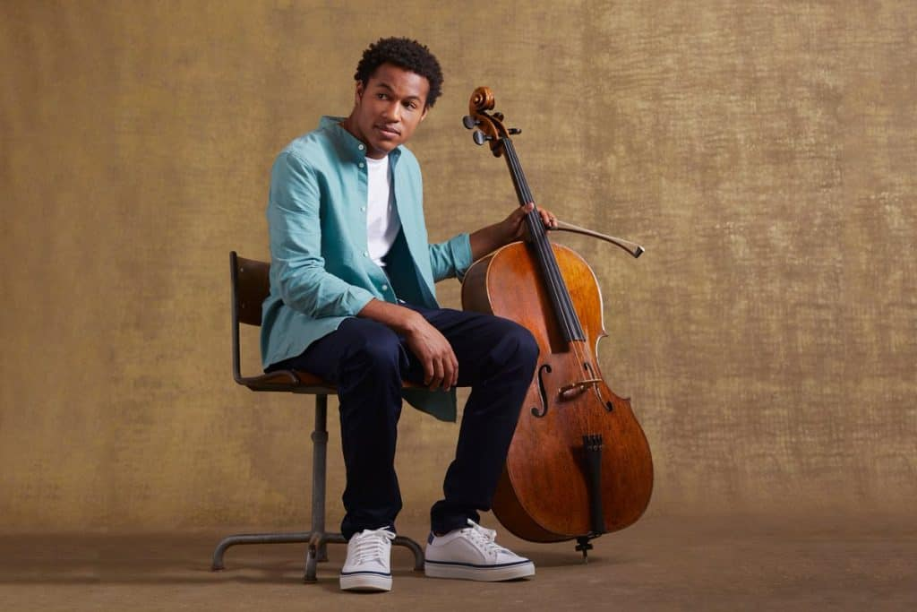 Sheku Kanneh-Mason Cello Champion