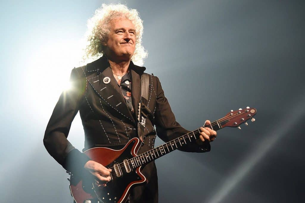 Brian May Guitar Champion