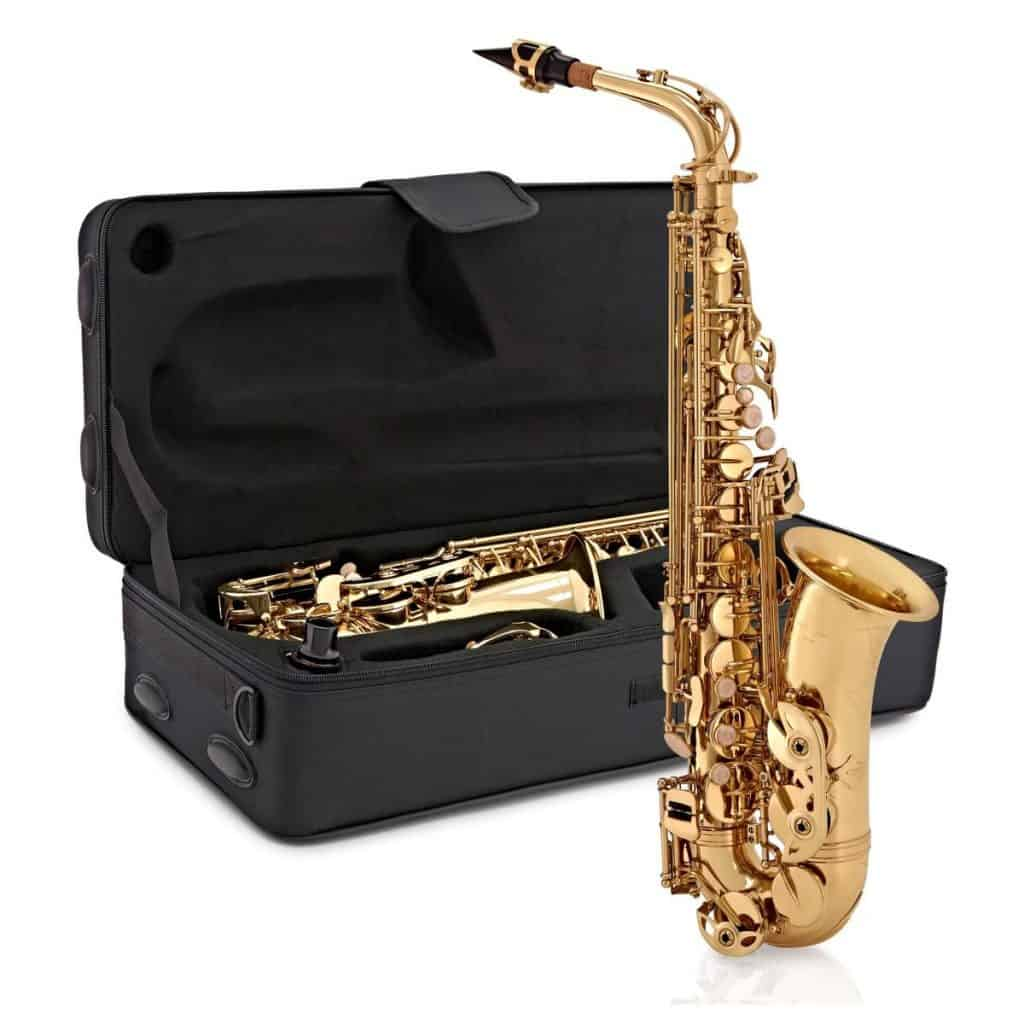 Saxophone easiest wind instrument to play