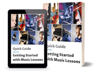 Getting Started with Music Lessons DNO